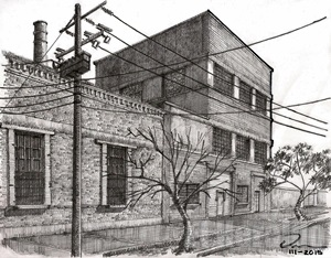 96. Edificio de la CFE