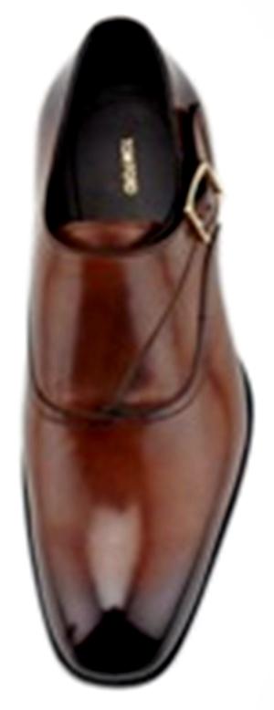 Zapato Monkstrap