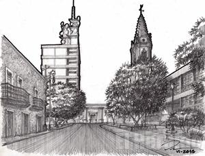 110. Calle Miguel Hidalgo y Costilla