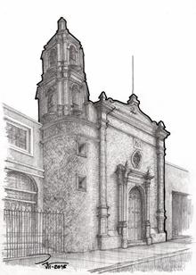 114. Templo de San Juan Nepomuceno