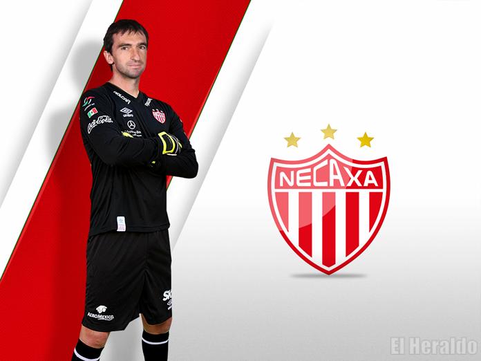 Jorge Priego, nuevo jugador de Club Necaxa