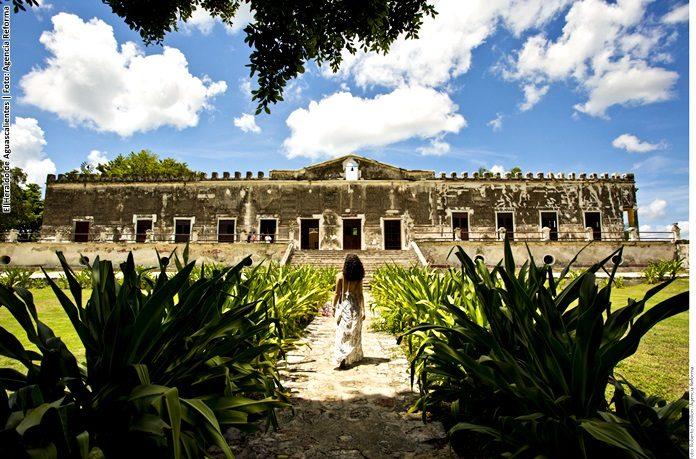 El oro verde el heraldo de aguascalientes for Hacienda los azulejos