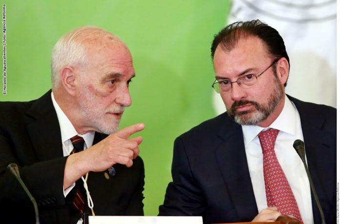 Videgaray participa en Reunión de Ministros de Relaciones Exteriores del G20