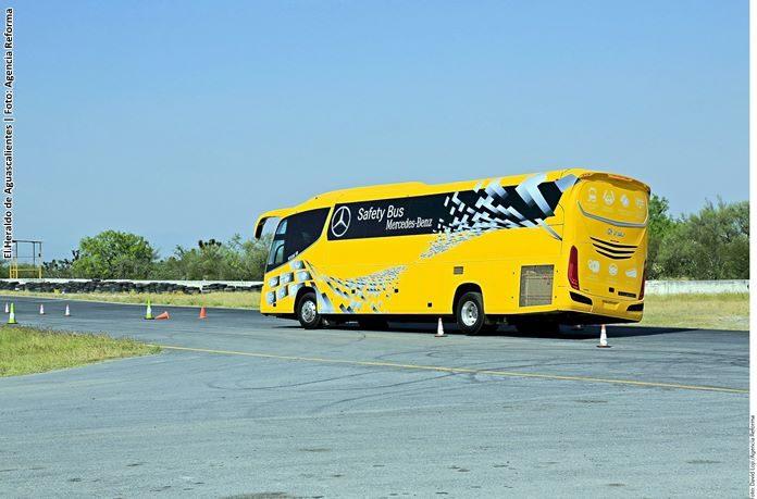 Autobuses más seguros | El Heraldo de Aguascalientes