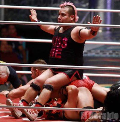 CMLL anuncia salida de Máximo, La Máscara y Bobby Villa