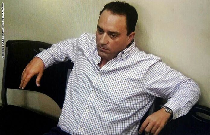 Juez ordena detener a Roberto Borge, ex gobernador de Quintana Roo