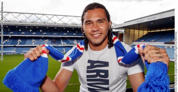 Gullit Peña y Lalo Herrera ya entrenan con el Rangers