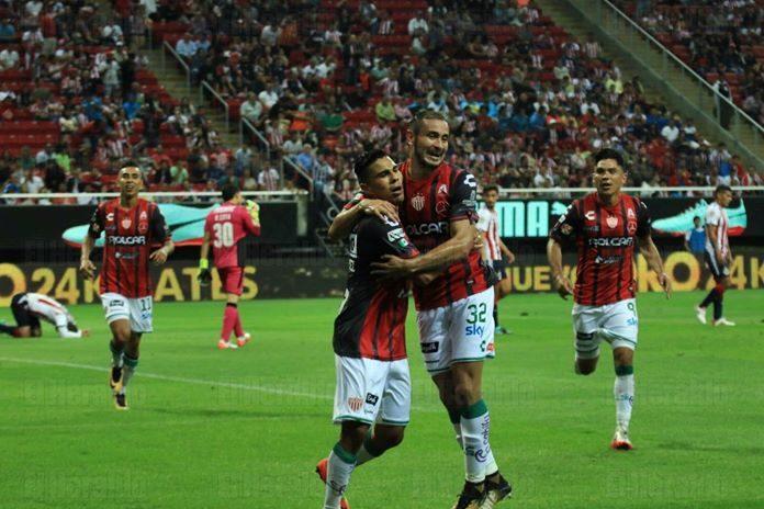 Necaxa y Morelia empatan a 1 en la Copa MX