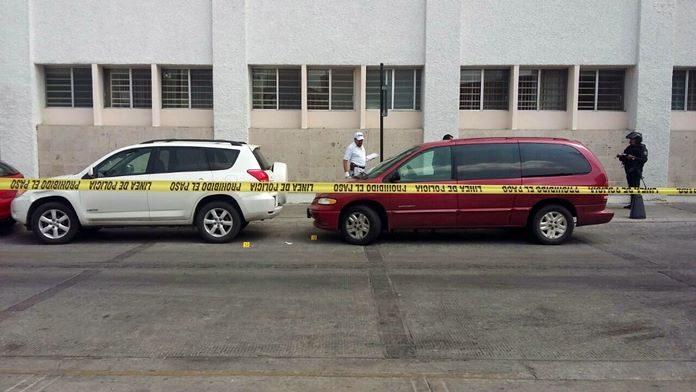 Ejecutan a quemarropa director de seguridad de Nochistlán