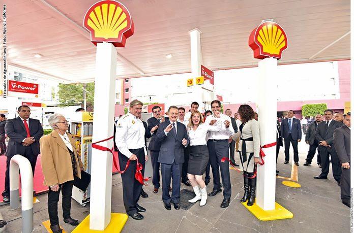 Shell invertirá en México 1000 mdd