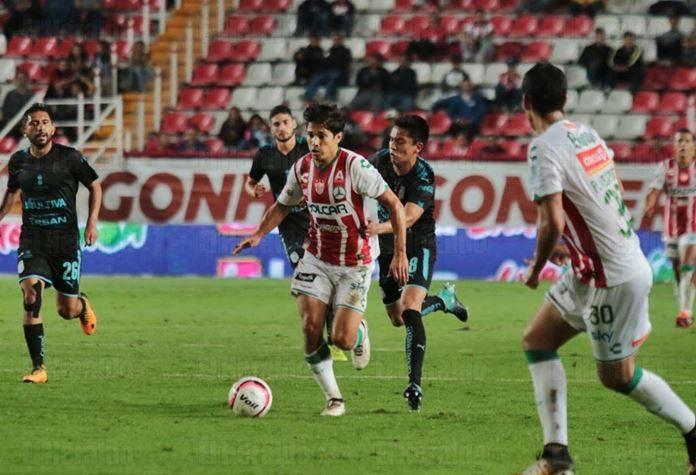 Pachuca y Necaxa finalizan con empate 0-0
