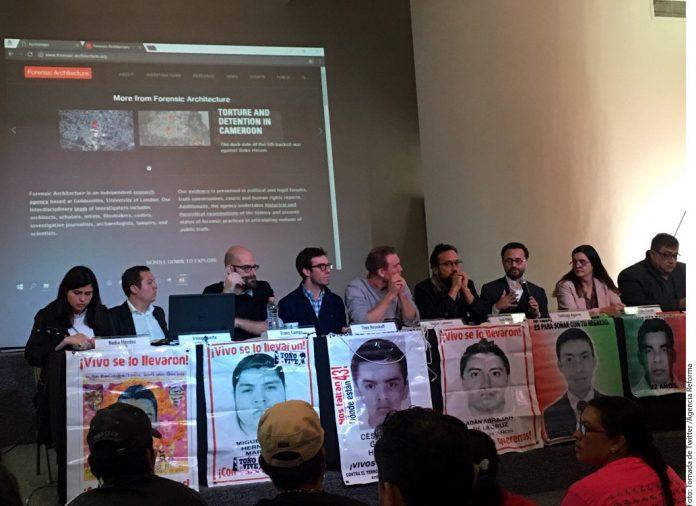 Lanzan plataforma interactiva sobre ataque a normalistas de Ayotzinapa