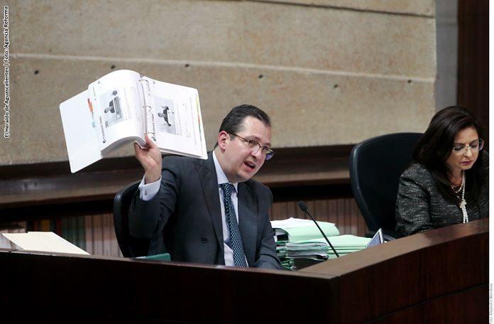 Tribunal elimina rebase de gastos de campaña de Riquelme