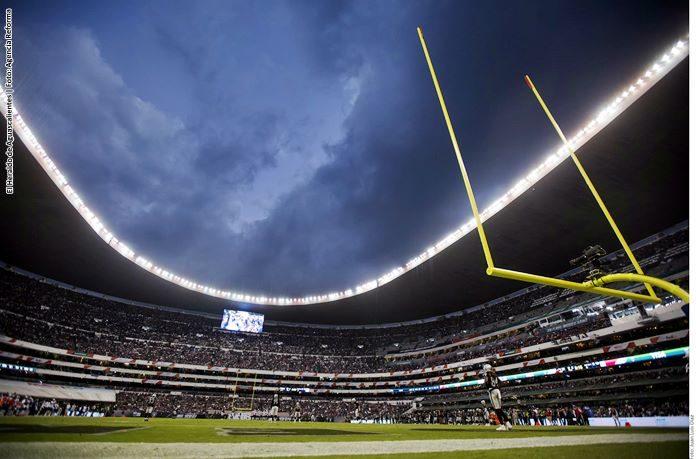 México será sede de los encuentros de la NFL hasta 2021