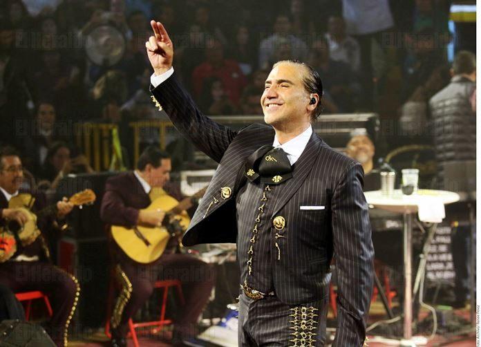 Show de Alejandro Fernández en Pachuca será reprogramado