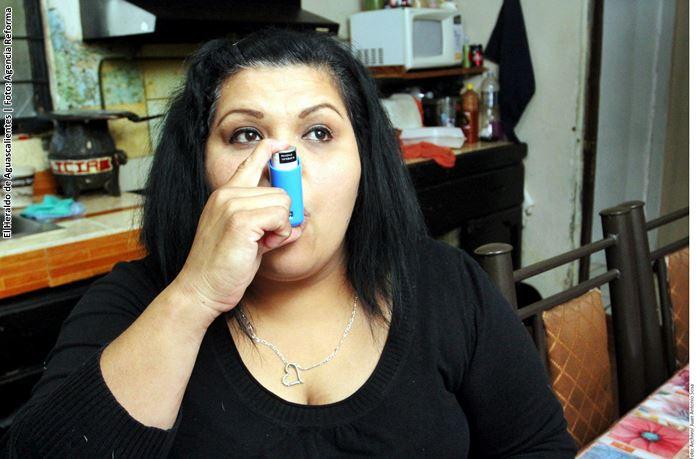 Date un respiro ati ndete el asma el heraldo de - Date un respiro ...