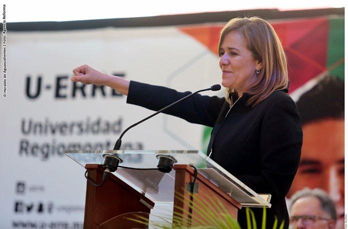 Zavala alcanza el 100 % de las firmas para candidatura presidencial