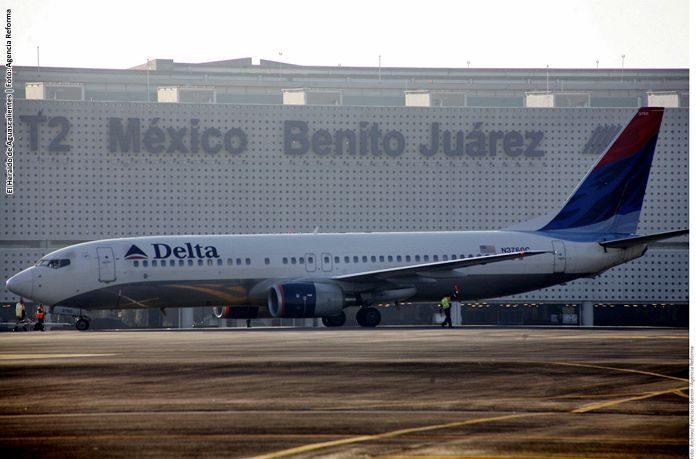 Colocarían México y EU alguaciles armados en vuelos