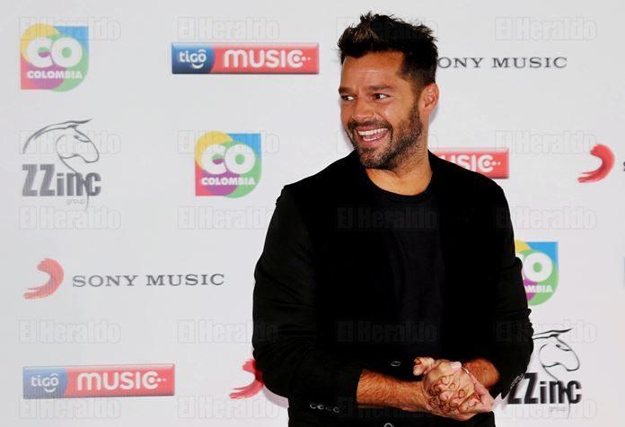 ¡Ricky Martin es hombre casado!