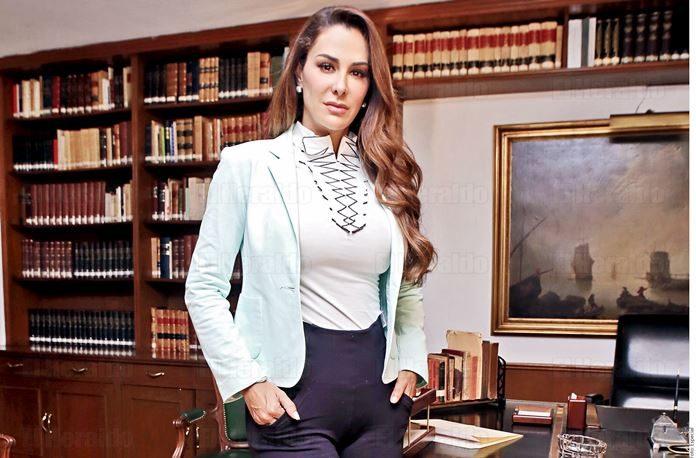 Ninel Conde hace fuertes acusaciones contra Giovanni Medina por resultados de estudios toxicológicos