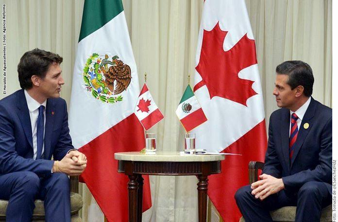 Justin Trudeau parte hacia Lima para participar en Cumbre de las Américas