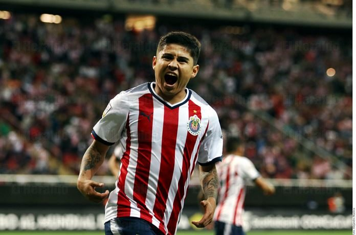 Chivas de Guadalajara vs New York Red Bulls, Concachampions 2018 — En vivo