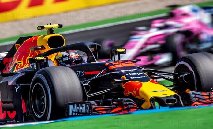 Ricciardo fue sancionado y partirá último en Alemania
