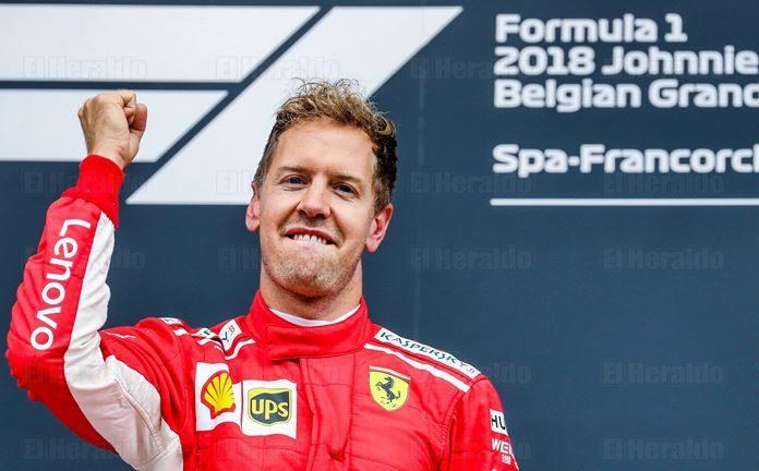 Remueven nombre de Force India en GP de Bélgica